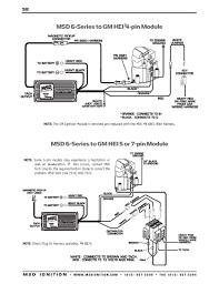 msd wiring gm wiring diagram simonand