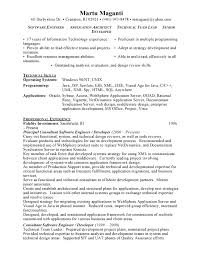 Sample Architect Resume Architecture Resume Sle 28 Images Web Architect Resume Sales