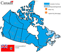 Map Of Canada With Provinces by Image Canada Provinces Blank Png Alternative History Fandom