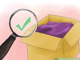 how to fill a bean bag chair 7 steps with pictures wikihow