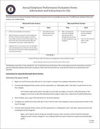 how to evaluate an employee u0027s performance free samples in pdf