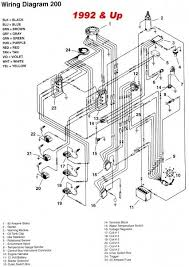 mercury outboard wiring diagram wiring diagram and schematic