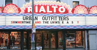 Citadel Outlet Map Rialto Theater Los Angeles Ca Urban Outfitters