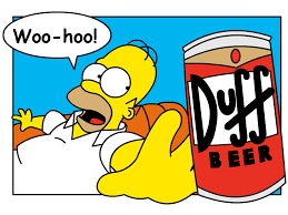 funny beer cartoon homer simpson u0027s top 10 foods