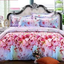 Asian Bedding Sets Floral Comforter Sets