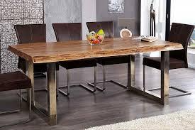 table de cuisine contemporaine salle à manger contemporaine table salle manger bois 10 personnes
