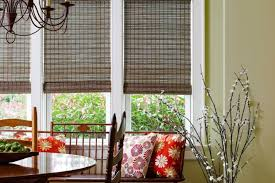 Cheap Matchstick Blinds Decorating Classic Windows Blind Decor Ideas With Home Depot