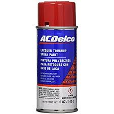 amazon com genuine gm acdelco 2 in 1 touch up paint victory red