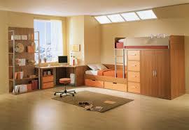 splendid wooden bunk beds teens beautiful bedroom skylight idea