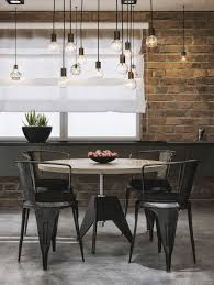 the modern dining room modern loft in kaunas industrial style wrapped in unpretentious
