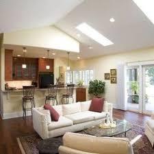 uncategorized inspiring open concept kitchen and living room