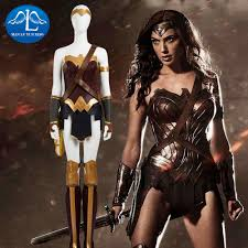 wonder woman halloween costume manluyunxiao batman v superman dawn of justice league wonder