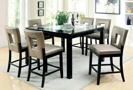 black counter height table set black counter height dining set ipbworks com