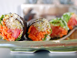 raw vegan sushi recipe the global part 2