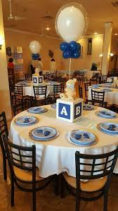 baby shower table ideas 15 easy to make baby shower centerpieces and decoration ideas