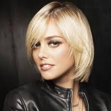 coupe de cheveux visage ovale coiffure tendance pour visage rond