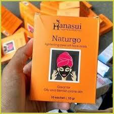Masker Naturgo Di Jogja harga masker naturgo asli review masker naturgo hanasui gold cara