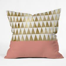 decor cool pattern of lumbar gold throw pillows for home