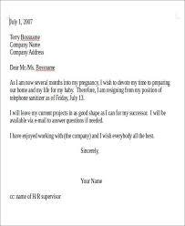 internship resignation sample resume for hr internship college
