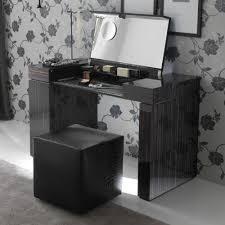 modern black table modern dressing table beautiful modern dressing table black color
