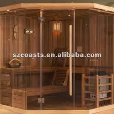 Outdoor Steam Rooms - outdoor 6 persons dry sauna steam room buy sauna steam room