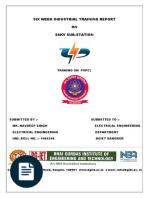 17026598 3311kv substation for lnp transformer switch