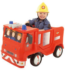 fireman sam ride jupiter helmet sounds robust