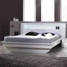 Schlafzimmer Bett Mit Led Schwebesockel Bett Lazar Mit Beleuchtung Pharao24 De