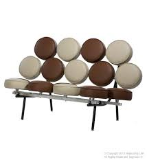 Herman Miller Marshmallow Sofa Replica Furniture Buy The Quirky Replica George Nelson
