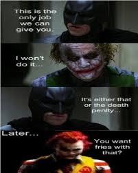 Funny Batman Meme - best joker memes