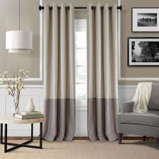 Linen Voile Curtain Fabric Curtains U0026 Drapes Window Treatments The Home Depot