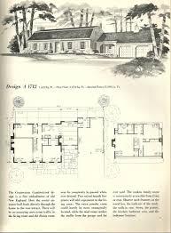vintage house plans 1712 antique alter ego