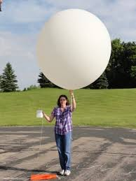 balloon grams 8238 weather balloon 350 grams