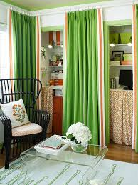 Green Curtains For Living Room by Green Curtains Design Ideas