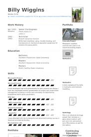 Engineering Resumes Examples by Civil Engineer Resume Samples Visualcv Resume Samples Database
