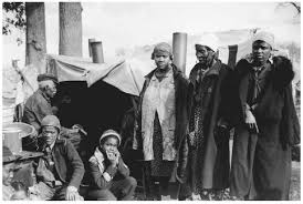 Black Cabinet Fdr African Americans Impact Of The Great Depression On U S