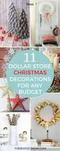 274 best christmas decorations diy images on pinterest holiday 11 glamorous dollar store christmas decorations for any budget