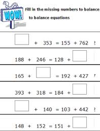 free printable subtraction math worksheets for 3rd grade