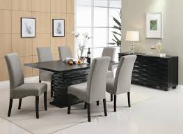 dining room counter height dining table modern table and chair