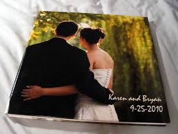 our wedding photo album guest post your own wedding album saavedra photography