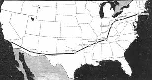 American Airline Route Map by Eaa Vintage Aircraft Association U2014 Outstanding Flights I Flew
