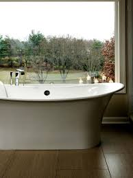 Bathroom Moroccan Porcelain Cast Iron Bathtub Sinks Shower Bench Infinity Bathtub Design Ideas Pictures U0026 Tips From Hgtv Hgtv
