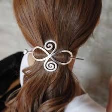 bun holder dress stick shawl pin hair accessories hair slide clip bun