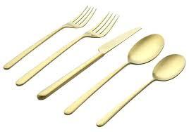 gold flatware rental wholesale gold flatware matte gold flatware rental oslo wholesale