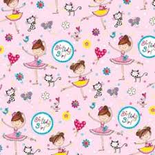ballerina wrapping paper ballerina gift wrapping paper 1 35