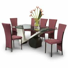 dinning dining table and chairs contemporary dining room sets