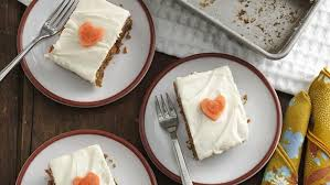 carrot cake desserts bettycrocker com
