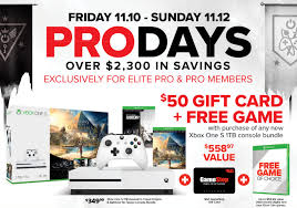 pre black friday gamestop deals now available but only for some