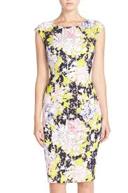 french connection tripp lace sheath dress nordstrom rack