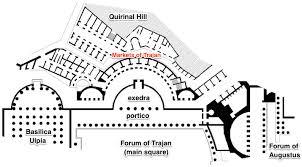 Baths Of Caracalla Floor Plan Colosseum Flavian Amphitheater Video Khan Academy
